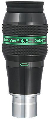 """TeleVue Delos 4.5mm Eyepiece, 72-degrees, 1.25"""""""