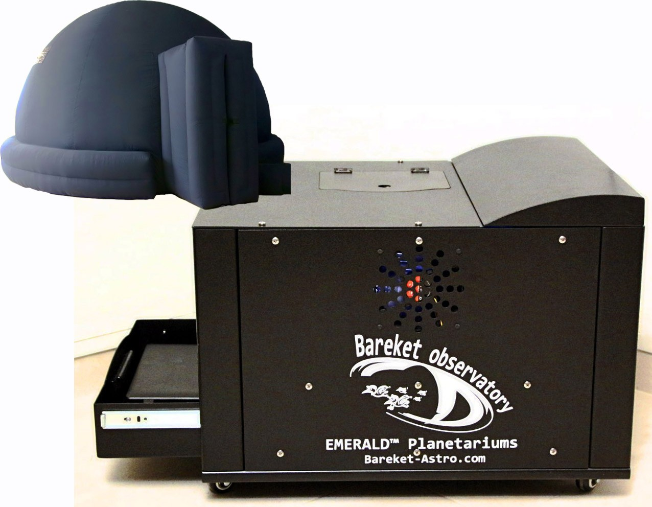 Emerald  STAR-LITE HD Portable DIGITAL Planetarium PROJECTOR with 6M DOME