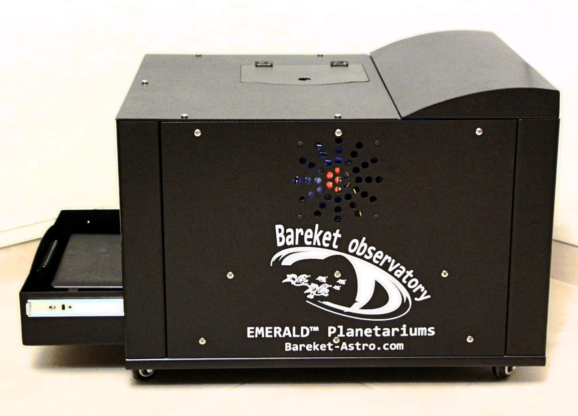 Emerald STAR-LITE HD Portable DIGITAL Planetarium Projector - up to 7m domes