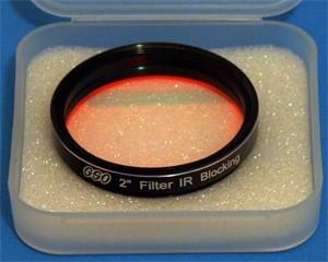 "GSO Infrared IR Cut-Off Filter (50.8mm, 2"")"