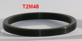 T2 - M48 Ring for the NEW M48 Lacerta Off-Axis Guider