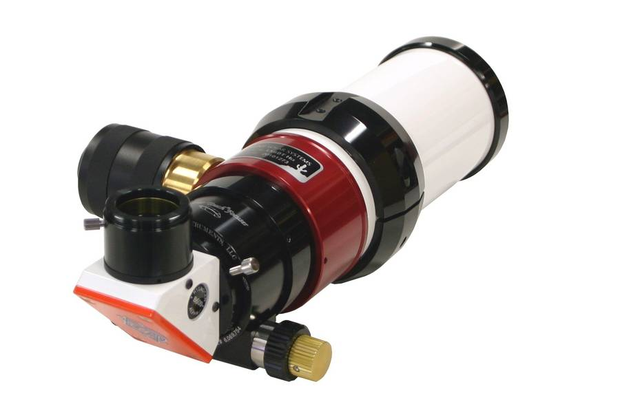 Lunt LS60THa/B600FTPT 60mm H-Alpha Telescope, Feather Touch Focuser, Pressure Tuner