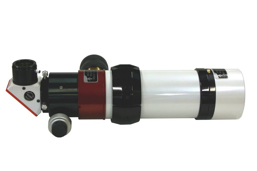 Lunt 60mm H-Alpha Telescope w/ Double-Stack 50mm Filter, B1200, Crayford Focuser & Pressure Tuner