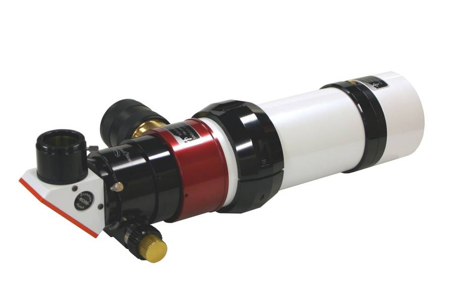 Lunt 60mm H-Alpha Telescope w/ Double-Stack 50mm Filter, B1200, Feather Touch Focuser & Pressure Tuner