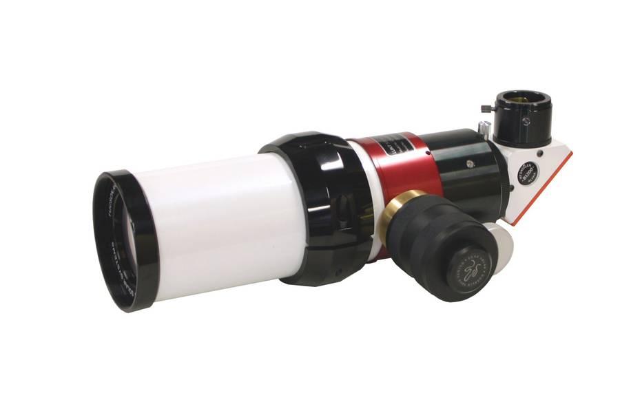 Lunt LS60THa/B1200CPT 60mm H-Alpha Telescope, Crayford Focuser, Pressure Tuner