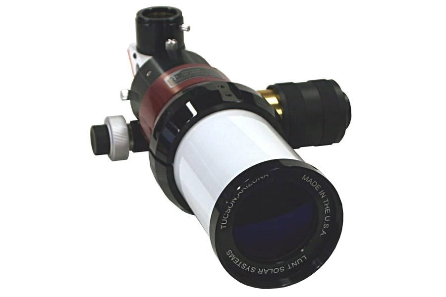 Lunt LS60THa/B600CPT 60mm H-Alpha Telescope, Crayford Focuser, Pressure Tuner