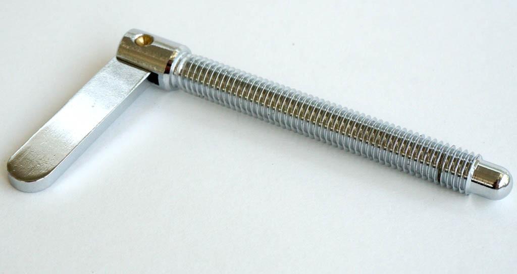 M10x100 Latitude Adjustment Screw - Polar Alignment Srew - LONG for HEQ5 or SHORT for EQ6