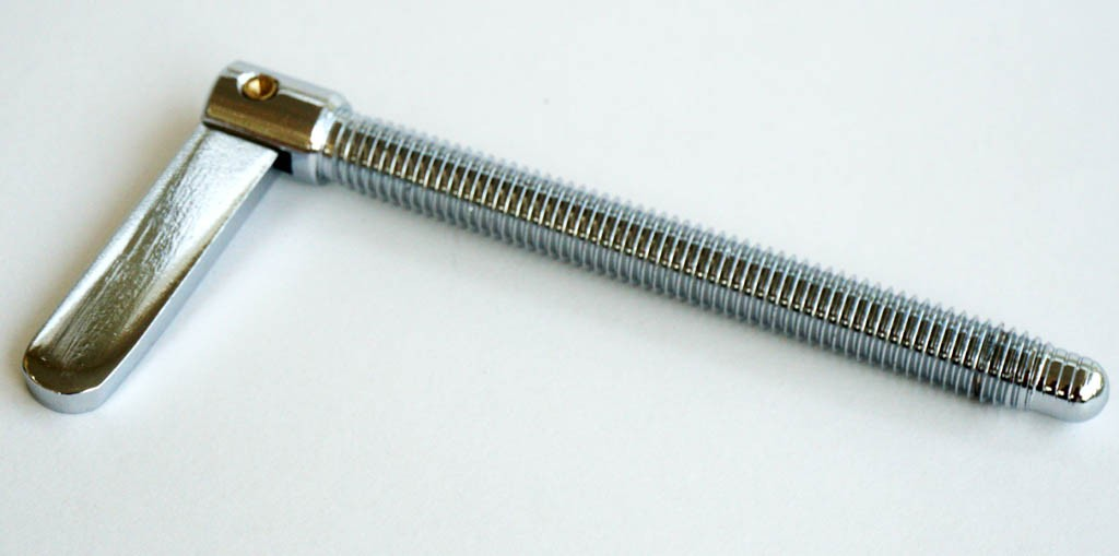 M10x114 Latitude Adjustment Screw - Polar Alignment Srew for EQ6 Mounts - LONG