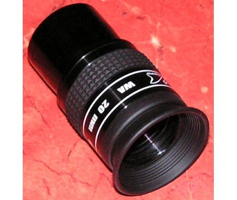 8mm Magellan Wide Angle Eyepiece with 60 field of view