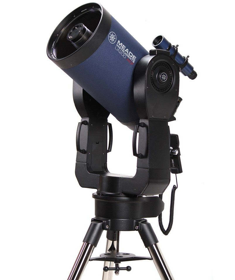 "Meade LX200 ACF 10"" F/10 Computerised Telescope with UHTC with Tripod"