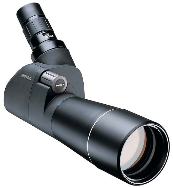 Minox MD 62 ED W Spotting Scope - ANGLED - WITHOUT EYEPIECE