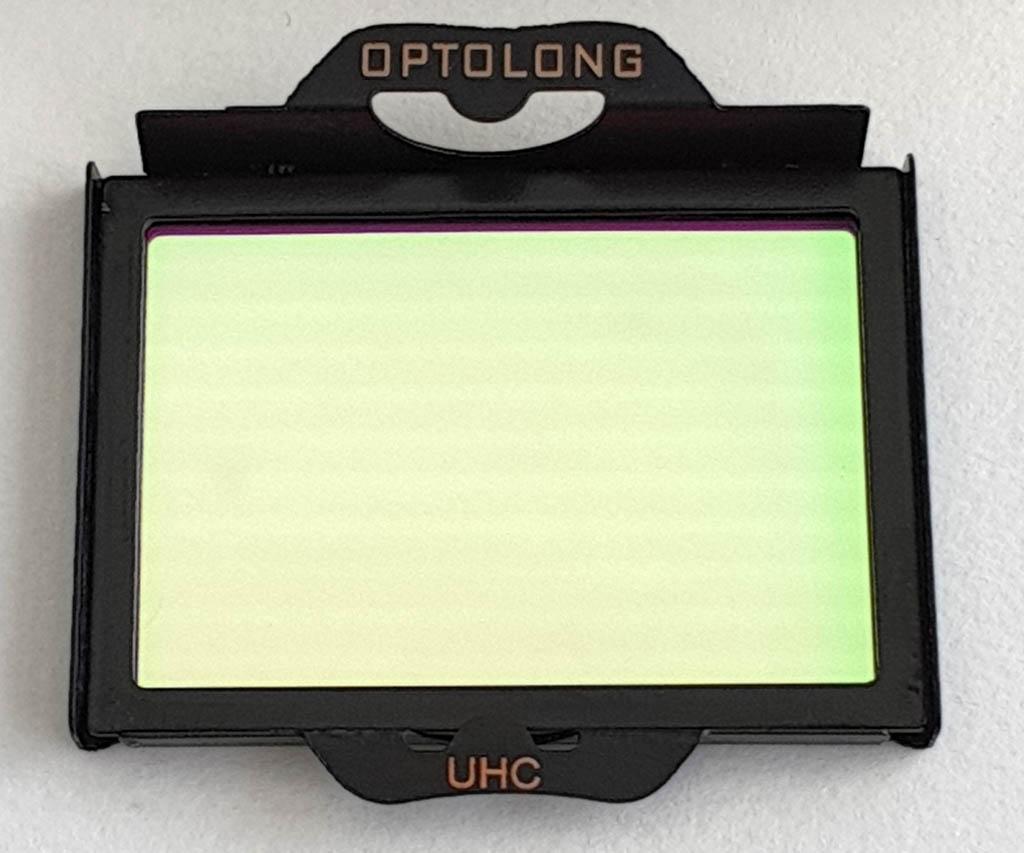 Optolong UHC Ultra High Contrast Filter - Nikon FULL FRAME Clip Filter - Mark II