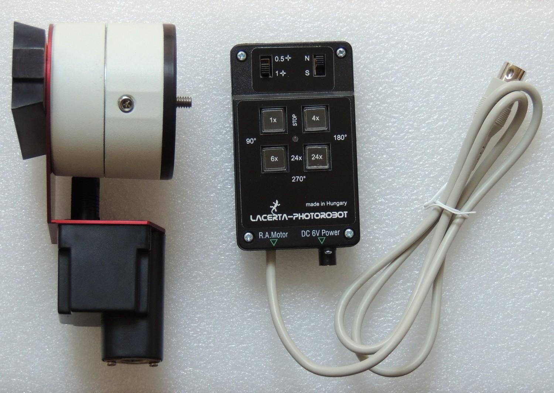 Lacerta PhotoRobot Mobile Tracking Mount