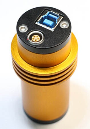 QHY5-III 290M Monochrome CMOS USB3.0 Planetary and Guide Camera
