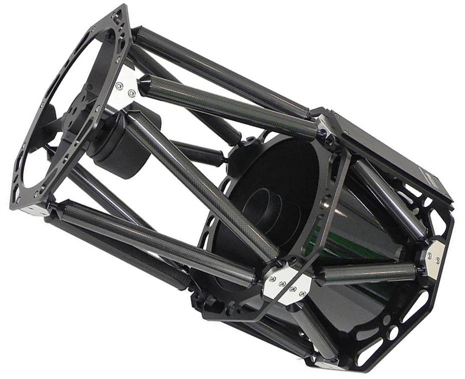 "GSO 10"" f/8 Ritchey-Chretien Astrograph with Carbon Fiber Truss Tube"