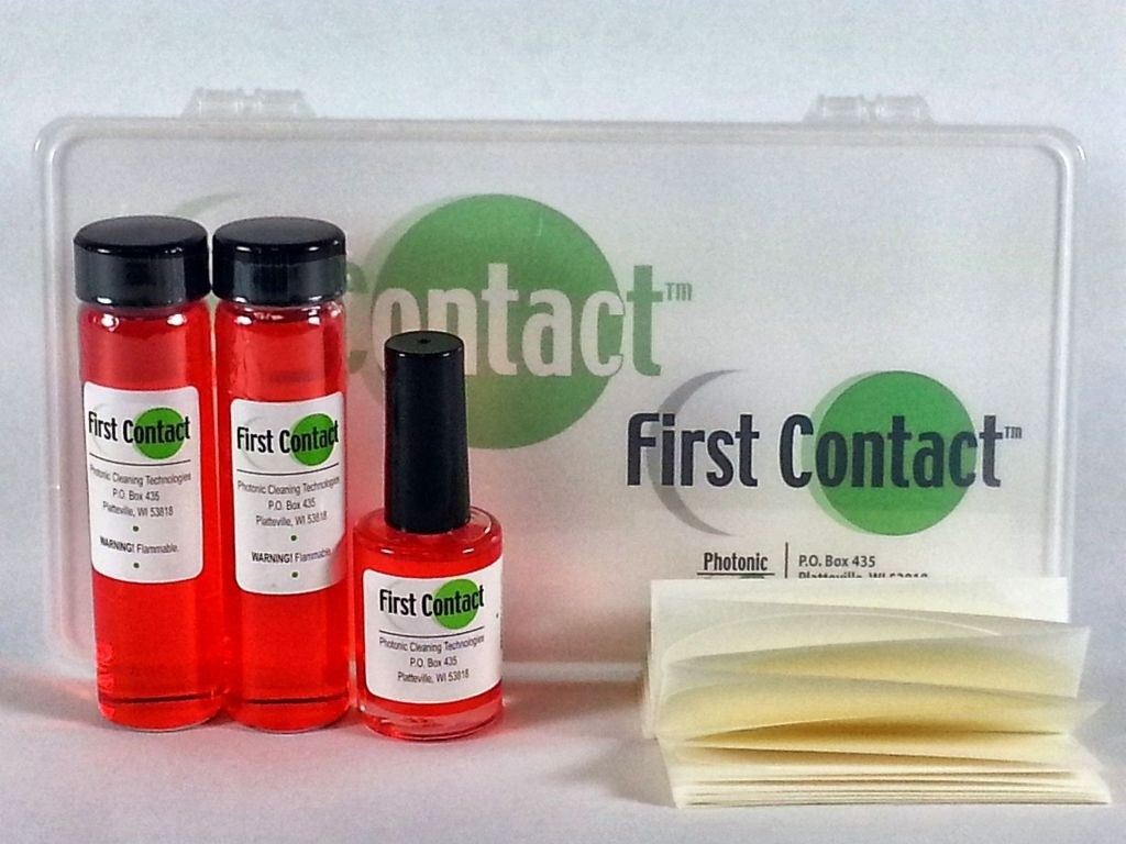 Photonic Red First Contact Cleaning Solution Regular Kit