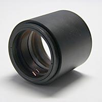 Riccardi Reducer and Flattener - 42mm field - 0.75x for Refractors and RC Telescopes - M63 Connection