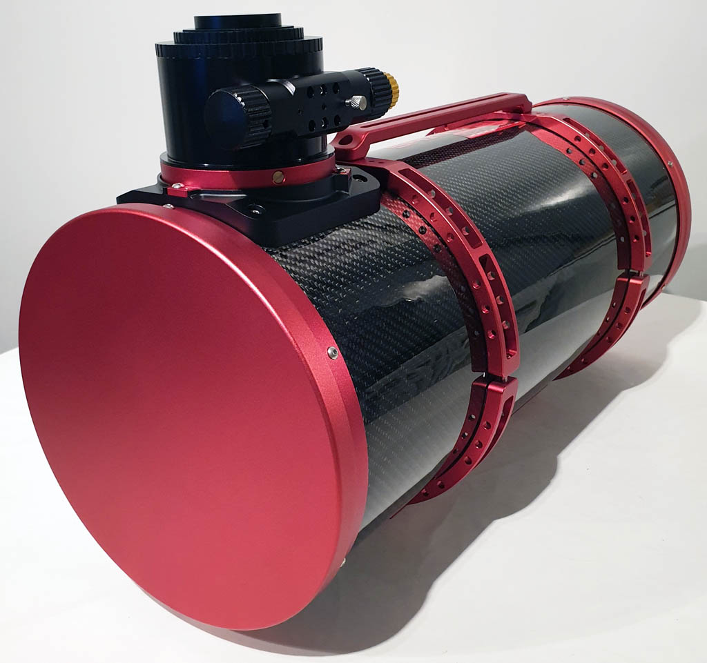 SharpStar 20032PNT 200mm Super-Fast f/3.2 Paraboloid Newtonian Reflector Telescope - RED