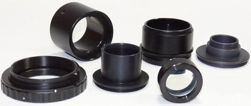Full Frame Camera Adapter Set for BTC STM7T and STM8T Stereo Microscopes