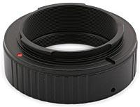 T-Ring Four Thirds - T2 Lens Adapter Ring for 4/3 dSLR Cameras