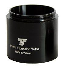 """Extension Tube with 1.25"""" Filter Thread, 25mm long"""
