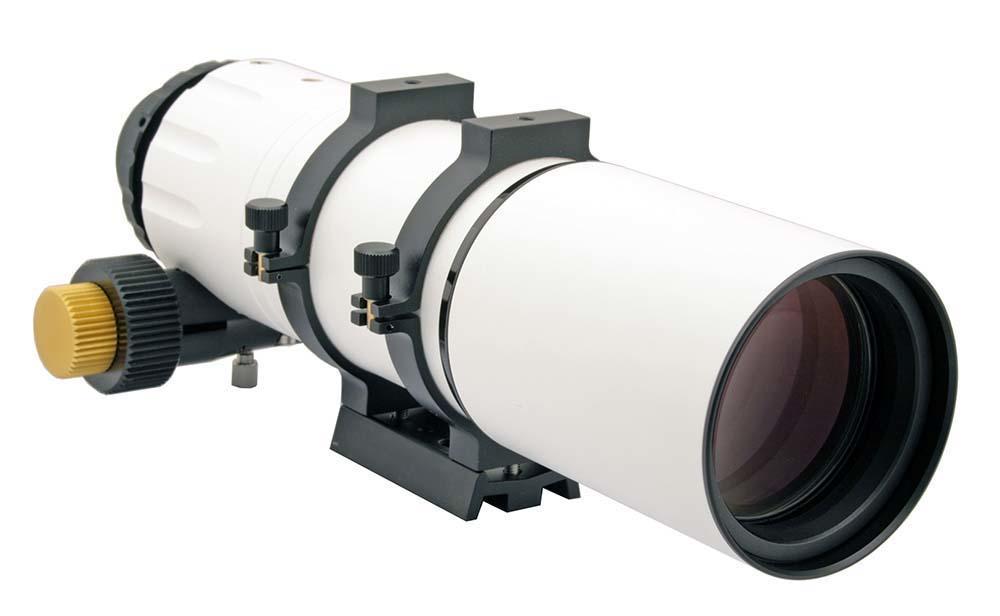 TS APO71Q 71mm f/4.9 Quadruplet Imaging APO Refractor - 44mm Field Diameter for FULL FRAME Camera Sensors