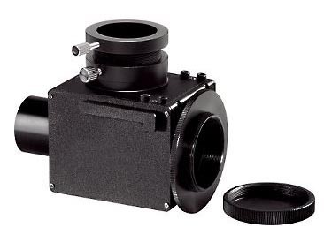 "TS Optics - 1.25"" flip mirror for astrophotography and precice focussing"