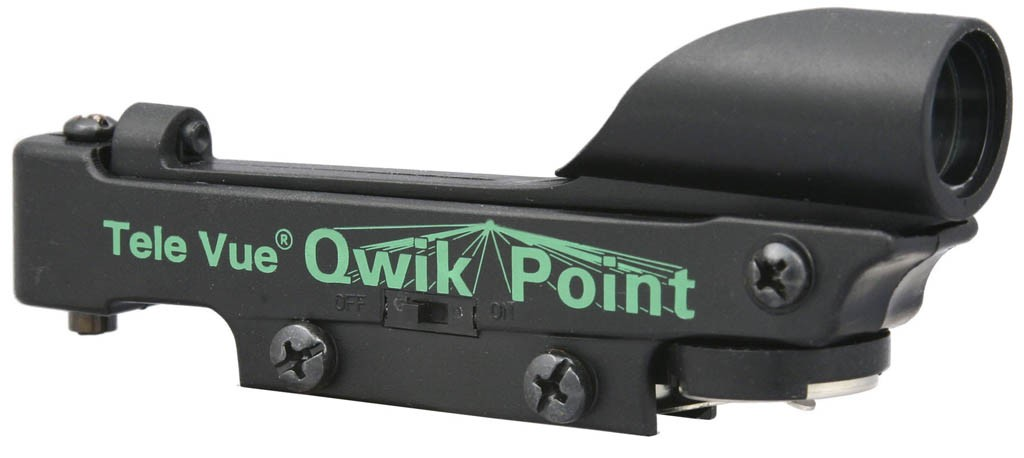 TeleVue Qwik Point Red Dot Finder