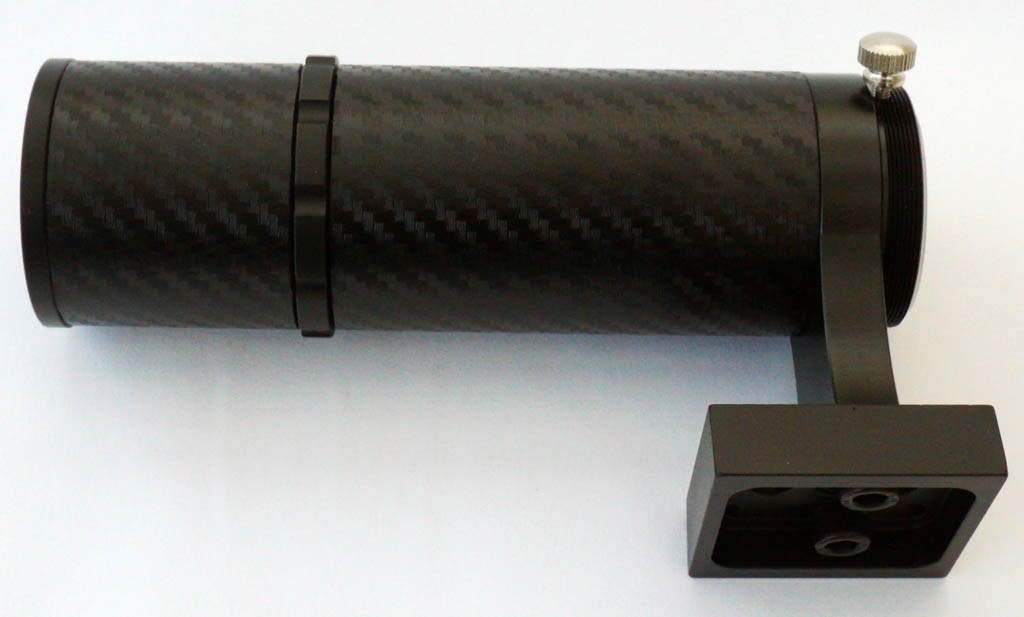 365Astronomy 32mm f/4 Mini Guidescope with 44mm Wide Vixen-style Dovetail Bar