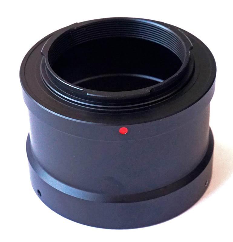365Astronomy T-Ring Fuji X - T2 Lens Adapter Ring for Fujifilm X Cameras
