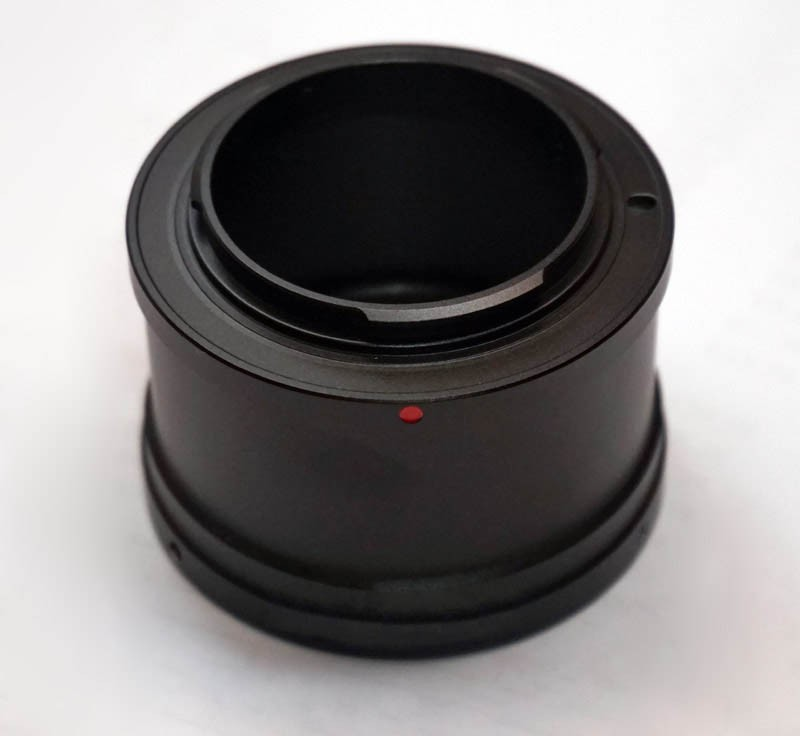 365Astronomy T-Ring Micro Four Thirds - T2 Lens Adapter Ring for Micro 4/3 Cameras