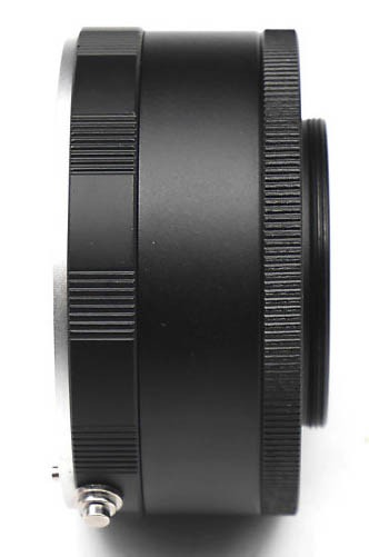 ZWO EOS-T2 Lens Adapter for Cameras with Flange Focal Distance of 12.5mm or 17.5mm