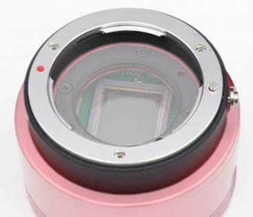 ZWO T2 to M4/3 Micro Four Thirds Lens Adapter to Attach Olympus, Panasonic etc Lens to ZWO ASI1600 Camera