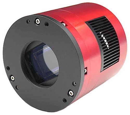 "ZWO ASI071MC PRO COOLED Colour APS-C (1.8"") One Shot Colour Deep Sky Imaging Camera"