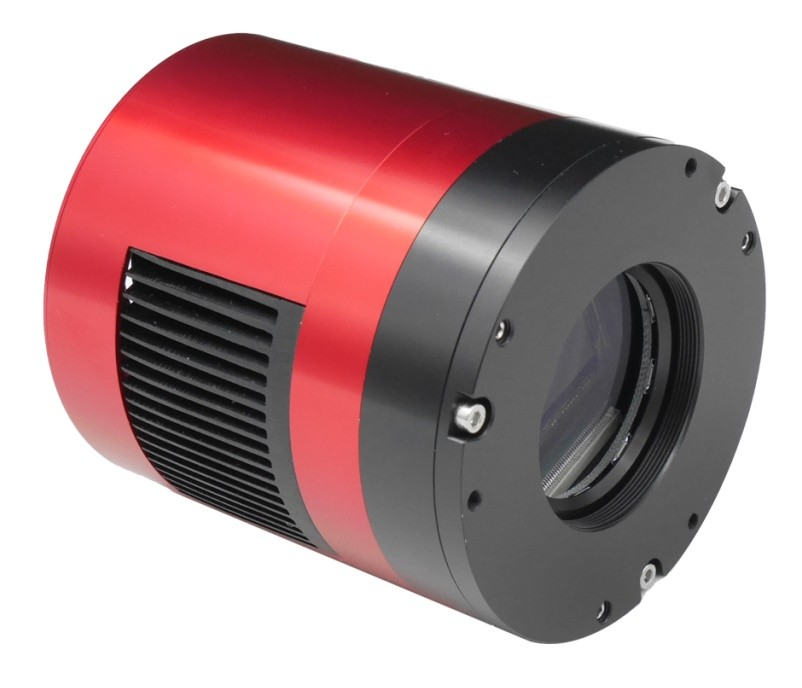 "ZWO ASI071MC COOLED Colour APS-C (1.8"") One Shot Colour Deep Sky Imaging Camera"
