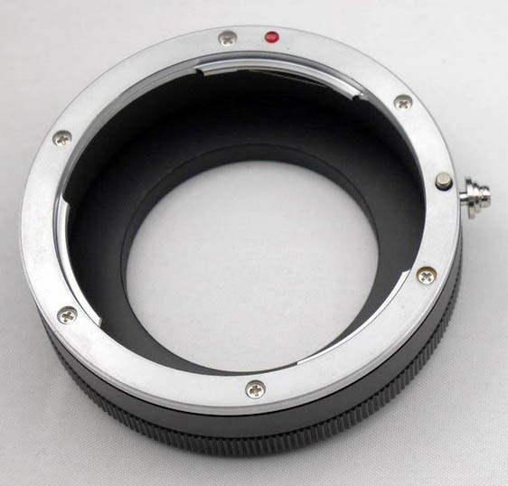 ZWO EOS Lens Adapter for ZWO EFW and ASI1600 Camera