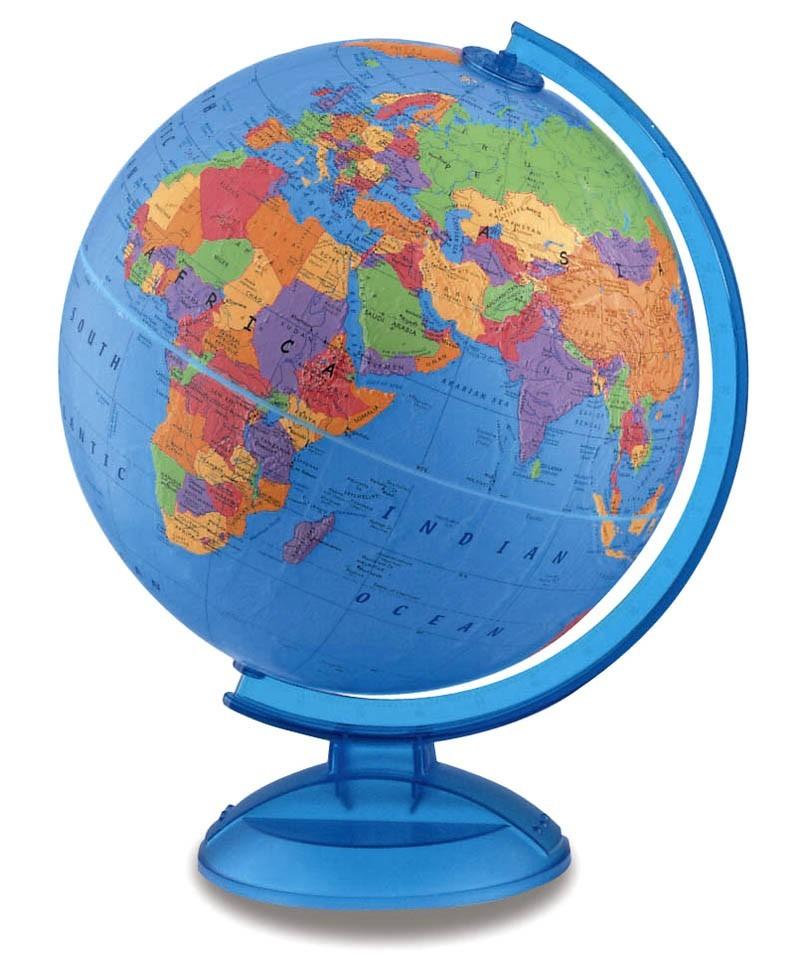 "12"" The Adventurer Desktop Globe- CLEARANCE"