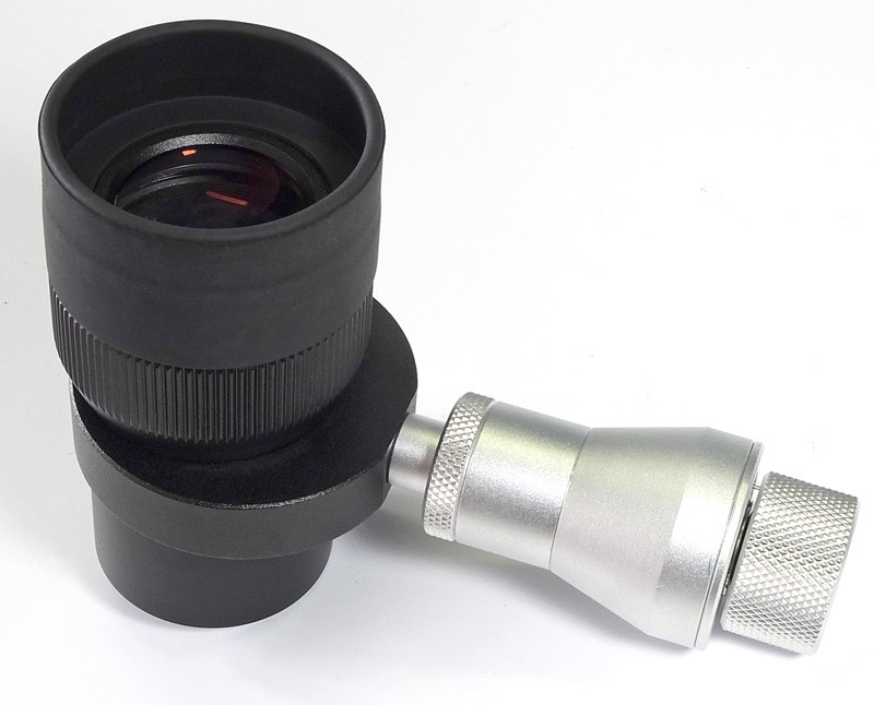 APM 24mm Illuminated Reticle Finder Eyepiece