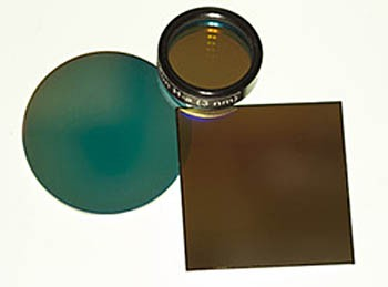 Astrodon Narrowband Filters - H-alpha 5nm - 50mm Round Unmounted
