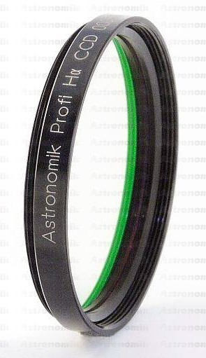 Astronomik H-Alpha CCD 12nm Passband Filter 2-Inch