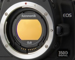 Astronomik CLS CCD DeepSky & LightPollution XT WIDE FIELD Clip-Filter for Canon EOS APS-C Cameras