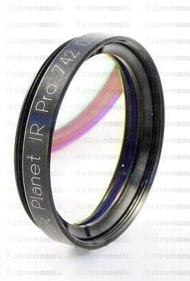Astronomik ProPlanet 742 IR Pass Photo Filter 1.25-Inch