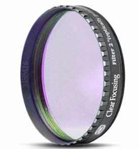Baader Clear Focusing Filter 2""