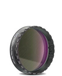 "Baader ND Filter 1.25"" multicoated OD 1.8 T=1.0% optically polished"