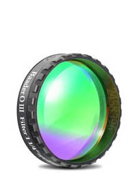 "Baader 1.25"" Narrowband OIII Nebula Filter 10nm HBW"