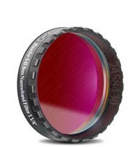 """Baader SII CCD Line-Filter (8nm) 1.25"""" (optically polished)"""
