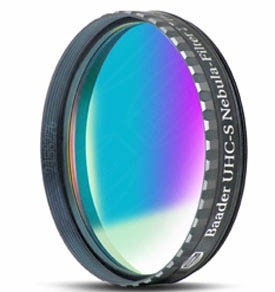 """Baader UHC-S / L-Booster-Filter 2"""" (optically polished)"""