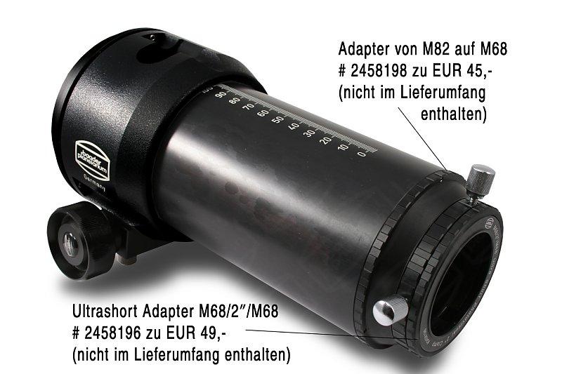 "Baader 3"" Focuser Hyperion for Refractor 130mm travel"