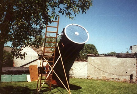 Baader AstroSolar Safety Film 117x117cm Telescope Qual. ND = 5.0