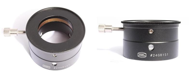 "Baader Pushfix 2""/1'/4"" Reducer 1mm optical length #15a"